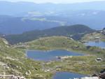 Рибно езеро, Трилистник, Близнак